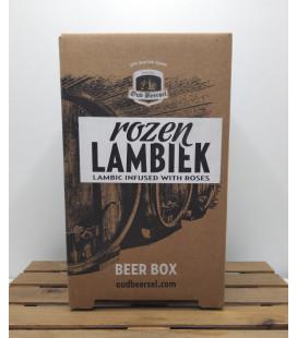 Oud Beersel Rozen Lambiek Beer Box (Bag-in-Box) 3.1 L