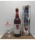 Tempelier Cilinder Box + Tempelier Glass 33 cl