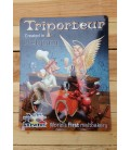 Triporteur Beer-Sign in Tin-Metal