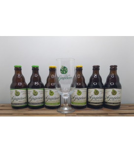 Gageleer Brewery Pack (6x33cl) + FREE Gageleer Glass