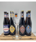De Ryck Arend Brewery Pack (8-pack) + FREE Arend Glass