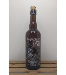 Triporteur Belgian Oak Vintage 2018 75 cl
