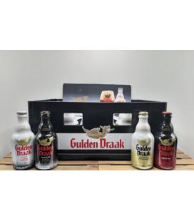 Gulden Draak Mixed Crate (6x4) + FREE Gulden Draak Barmat