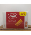 Lotus Speculoos Maxi Pack (4x250gr)