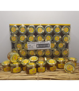 Meli Honey - Miel - Honing Box of 34 x 28gr