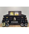 Ename mixed crate (4x6x33cl) + FREE Ename barmat