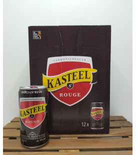 Kasteel Rouge BOX of CANS (11+1 FREE)