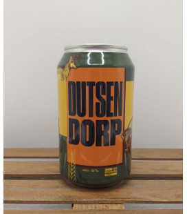 DOK Brewing Dutsen Dorp Altbier CAN 33 cl
