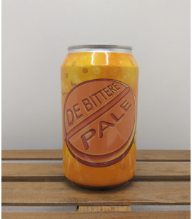 DOK Brewing-BeeEeer De Bittere Pale CAN 33 cl