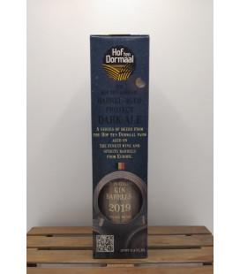 Hof Ten Dormaal Dark ale - Barrel-Aged Project (Gin) 2019 75 cl