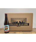 De La Senne : BOX of Zenne PILS (23 + 1 FREE) + FREE Zenne Glass