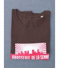 Brasserie De La Senne T-shirt Brown XL