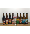 De La Senne Brewery Pack (8x33cl) + FREE De La Senne Glass