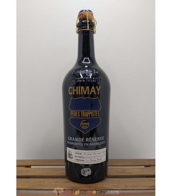 Chimay Grande Réserve Oak Barrel Aged 2020 75 cl