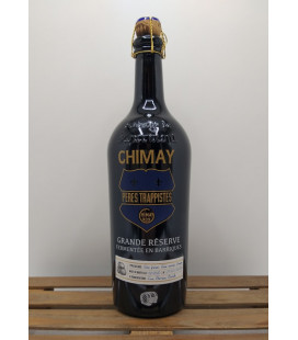 Chimay Grande Réserve Oak Barrel Aged 2020 75 cl