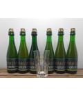 Moriau 6-Pack + FREE Moriau Glass