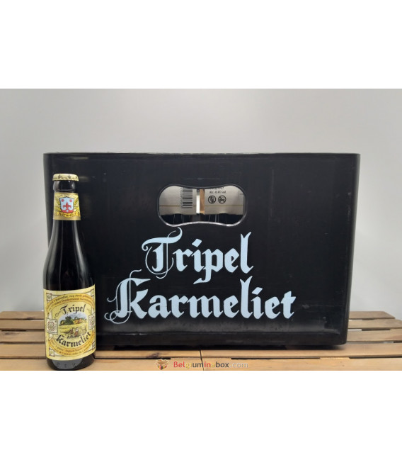 Karmeliet Tripel full crate 24 x 33 cl
