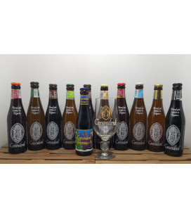 Corsendonk Brewery Pack (12-Pack) + FREE Corsendonk Bottle & Glass