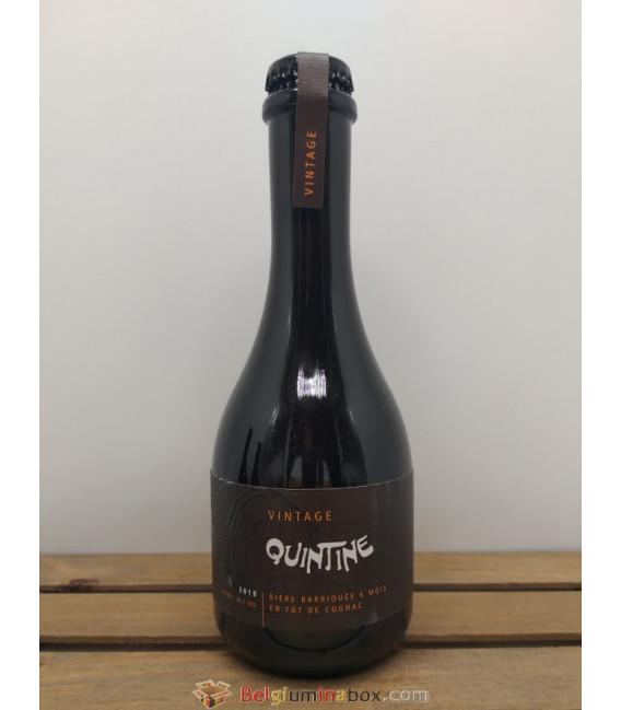 Quintine de Noël Cognac Barrel-Aged 10.5% 33 cl