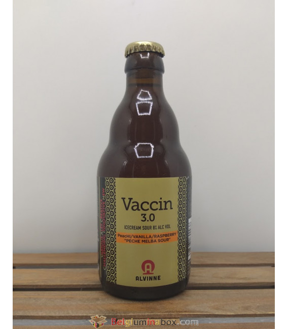 Alvinne Vaccin 3.0 33 cl