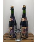 Stout RullQuin + Müre RullQuin (2x75cl) + FREE La Rulles Glass