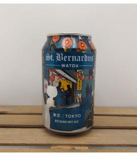 St Bernardus 東京 / TOKYO Belgian Wit 33 cl CAN