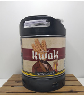 Kwak Perfect Draft Keg 6 L (600cl)