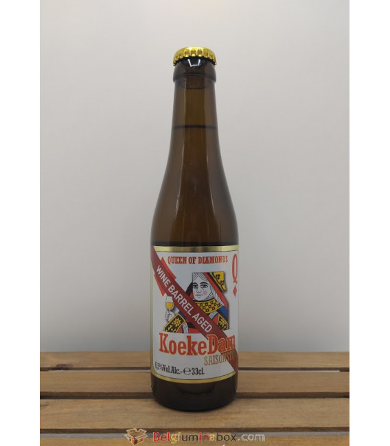 Het Nest Koekedam Wine Barrel-Aged 33 cl