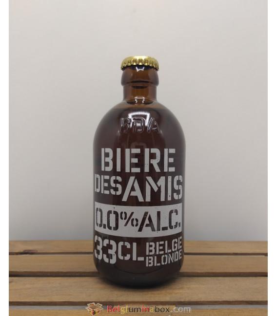 Bière des Amis 0.0% 33 cl