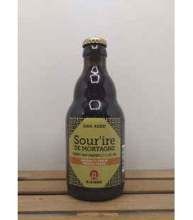 Alvinne Sour'ire de Mortagne Smoked Peach 33 cl