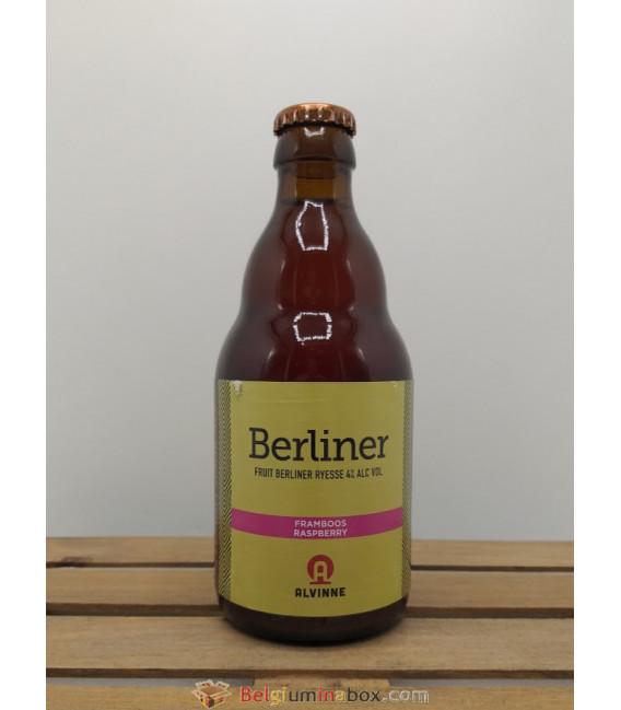 Alvinne Berliner Framboos (Raspberry) 33 cl