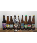 Triporteur Brewery Pack (9x33cl) + FREE Triporteur Glass