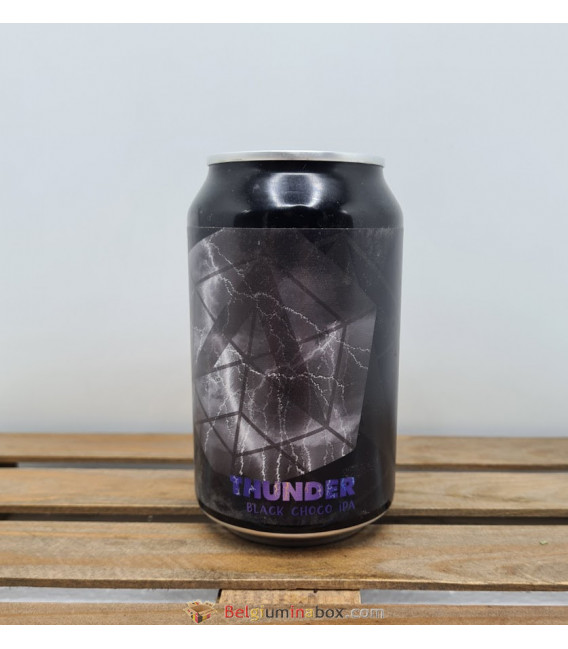Atrium Thunder Black Choco IPA 33 cl CAN