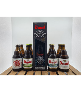 Duvel 8-Pack + Duvel BA Rum Edition Batch 5
