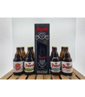 Duvel 8-Pack + Duvel BA Rum Edition Batch 5