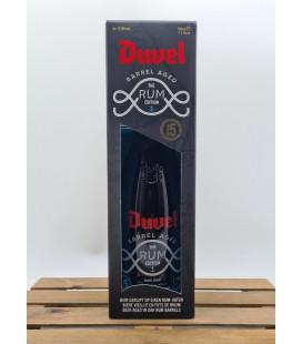 Duvel Barrel-Aged - The Rum Edition - Batch 5 + Tasting Glass