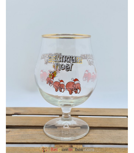 Delirium Noël Glass 33 cl