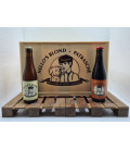 Nello's Blond & Patrasche Dubbel Mixed crate (24x33cl)
