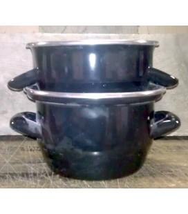 Mussel Pot (14 cm diameter)