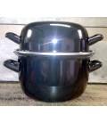 Mussle Pot Classic Belgian-Style (20cm diameter)