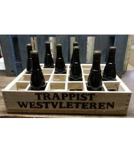 Westvleteren 12 (Abt) 2017 8-Pack + Wooden Westvleteren Crate