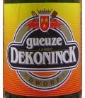 Dekoninck Gueuze (Brouwerij Frank Boon) 0,75 L