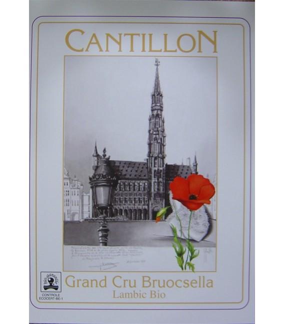 Cantillon Grand Cru Bruocsella Lambic Bio Poster