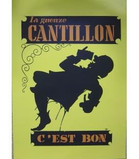 Cantillon C'est Bon Brewery Poster