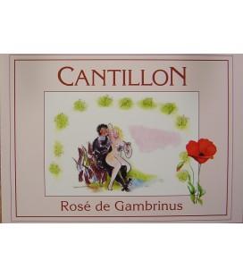 Cantillon Rosé de Cambrinus Poster