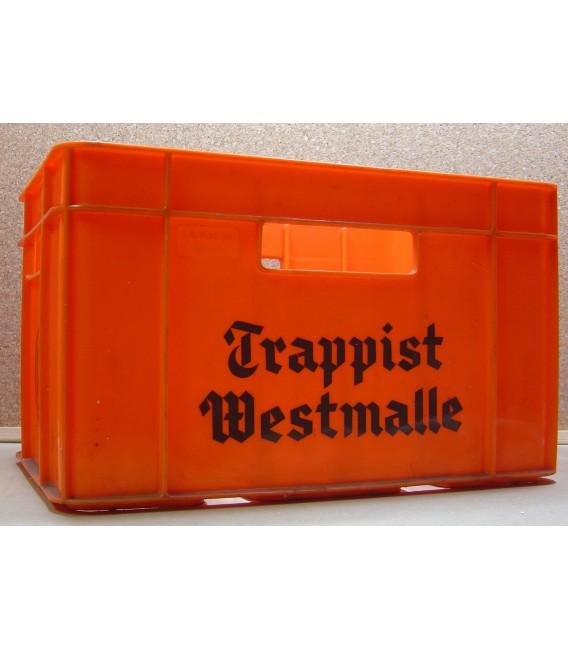 Westmalle Vintage crate 1970