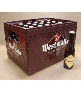 Westmalle Tripel full crate 24x33cl