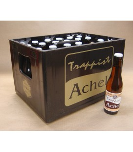 Achel 8 Blond full crate 24x33cl
