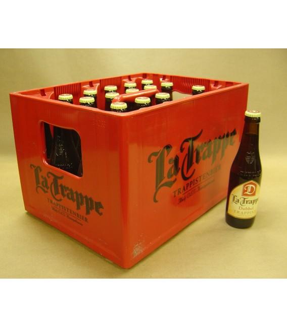 La Trappe Dubbel full crate 24x33cl
