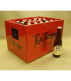 La Trappe Quadrupel full crate 24 x 33 cl